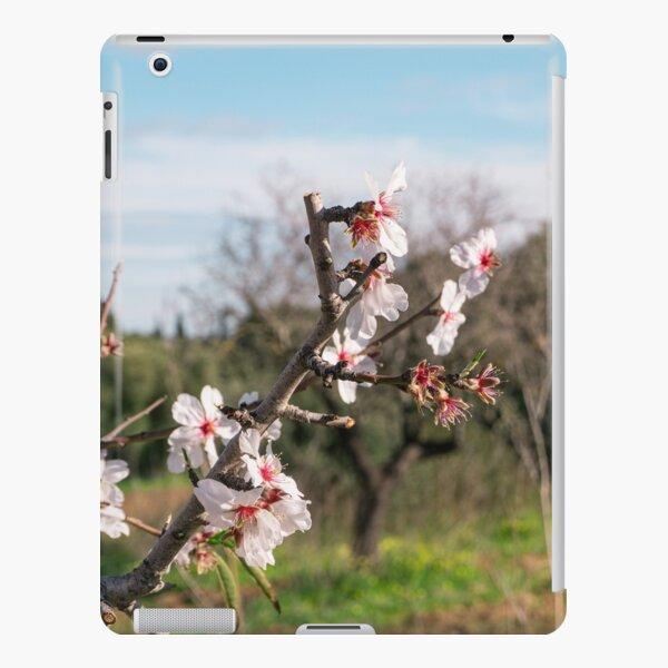 Mallorca almond blossom iPad Snap Case
