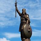 King Alfred the Great, Winchester by artfulvistas