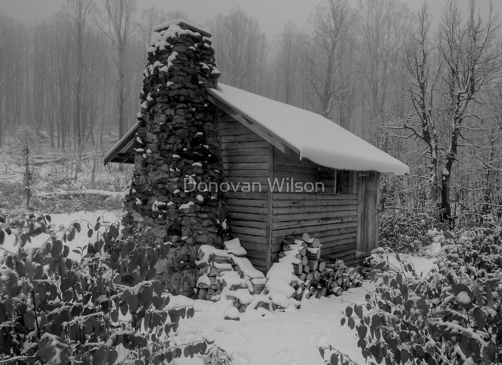 The new Keppels Hut by Donovan Wilson