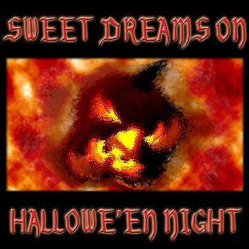 Sweet Dreams On Halloween Night by Dee-Vigga