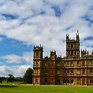 Highclere Castle, Hampshire, England, UK by artfulvistas