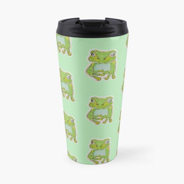 Clive the Frog Travel Mug