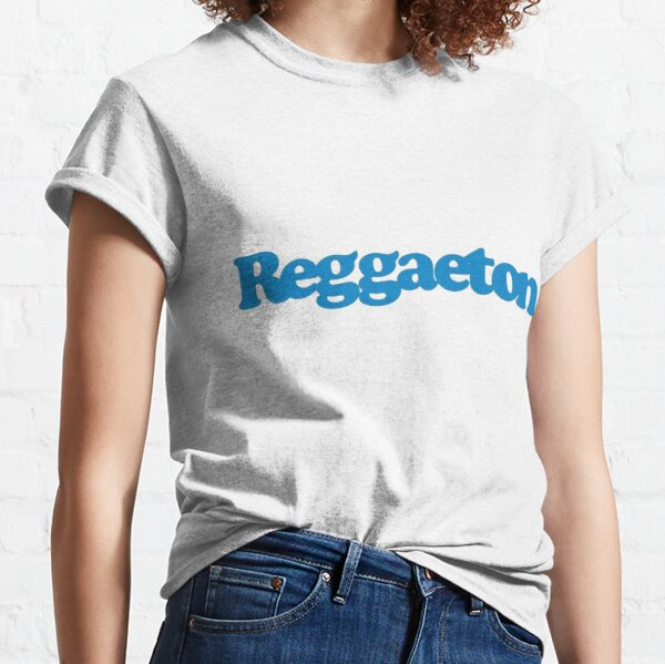 Reggaeton Camiseta clásica