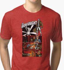 The Iron Knight Tri-blend T-Shirt