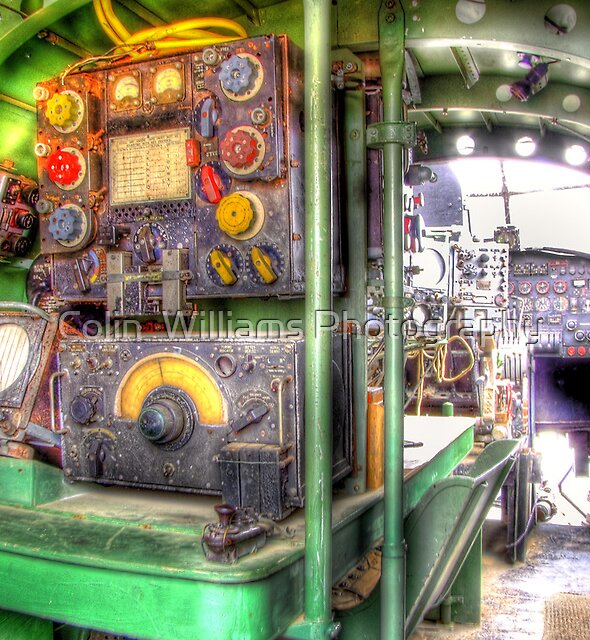 Lancaster Interior - HDR by Colin  Williams Photography
