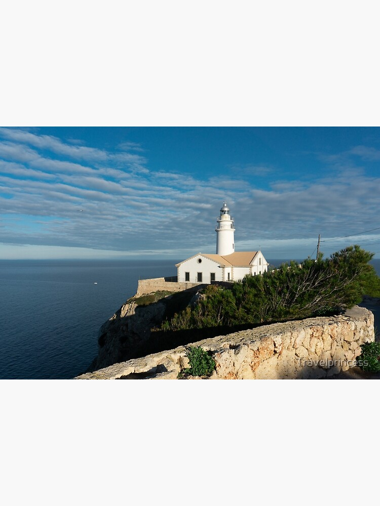Mallorca lighthouse by Travelprincess