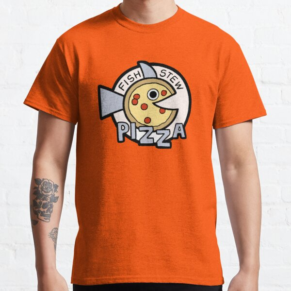 Fish Stew Pizza Logo from Steven Universe Classic T-Shirt