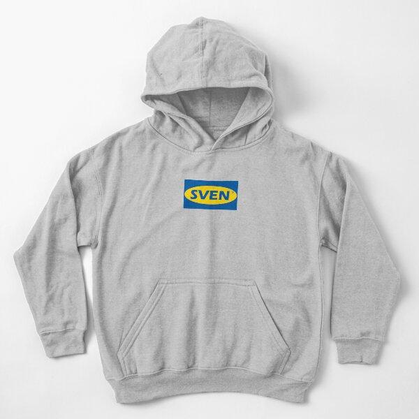 PewDiePie - 'SVEN' Logo Kids Pullover Hoodie