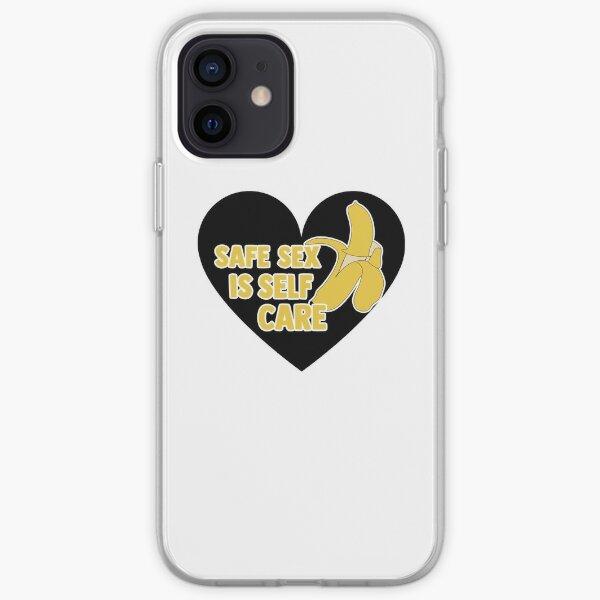 Safe Sex Is Self Care iPhone Soft Case