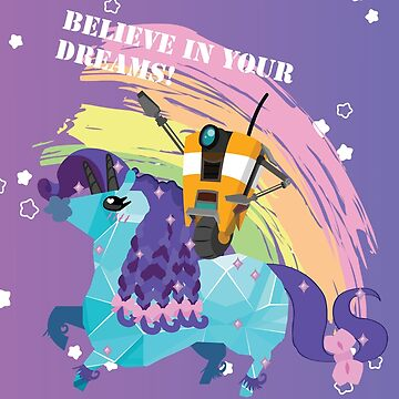 BELIEVE IN YOUR DREAMS! by Berri-Blossom