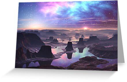 Planet Glorious by Angela Harburn