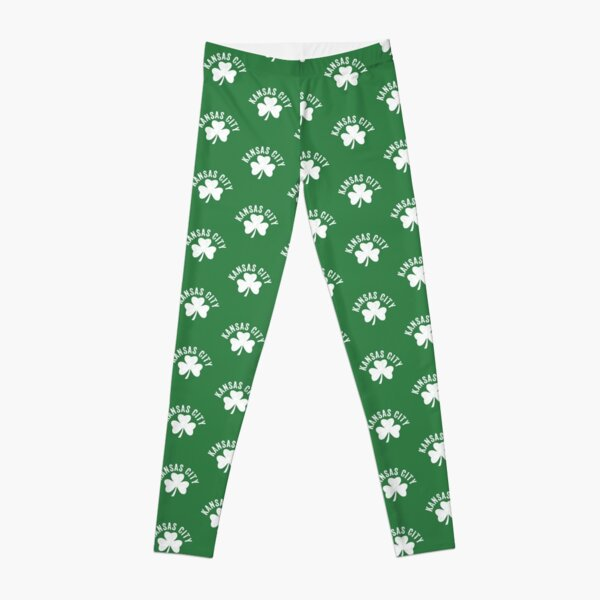 KC Face mask Kansas City facemask Kansas City Irish KC Ireland Kc Local Irish Community Leggings