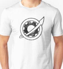 Steins;Gate - Future Gadget Lab (Vintage Black) Unisex T-Shirt
