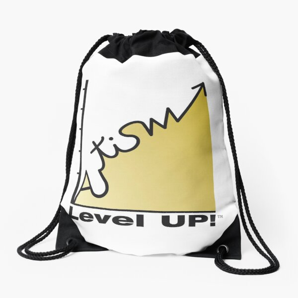 Words... Less is more Drawstring Bag
