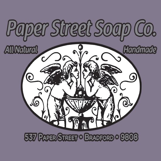 "TShirtGifter presents: Paper Street Soap Company ""Fight Club"""