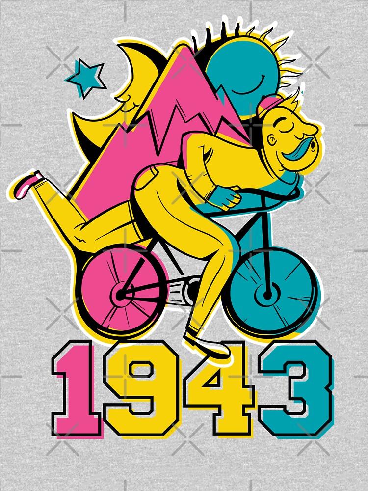 Bicycle Day by sakshamputtu