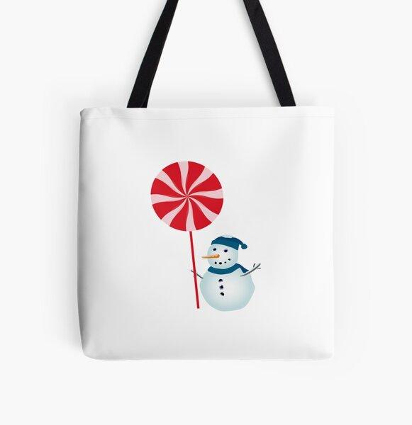 Christmas Time9 All Over Print Tote Bag