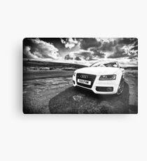 Audi A5 Metal Print