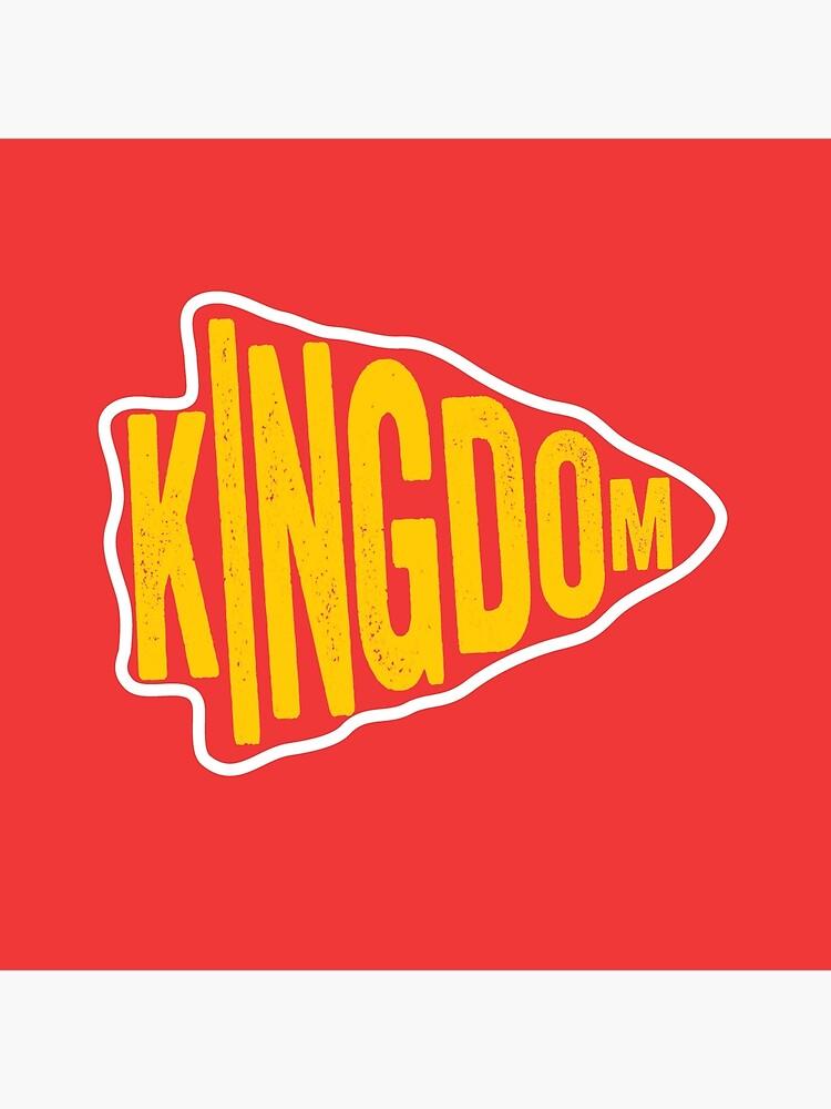 KC Face mask Kansas City facemask KC Red Kingdom Kansas City 2020 Sports & Football Fan Classics by kcfanshop
