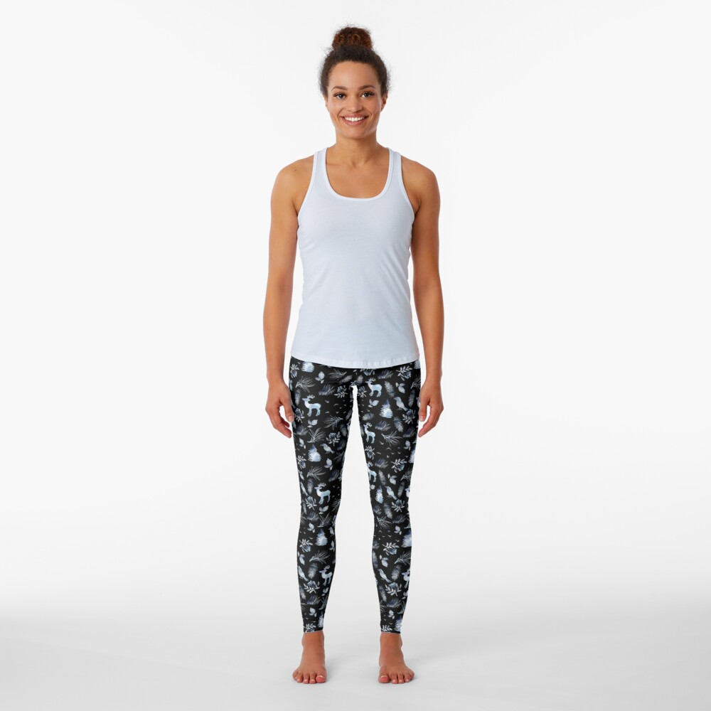 Northern forest Leggings