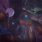 pink moon by Ellen Keagy