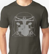 da Vinci percussion lines T-Shirt
