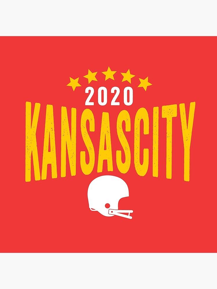 KC Face mask Kansas City facemask Kansas City Red KC 2020 World Champions Champs Kc Sports Fan Classics by kcfanshop