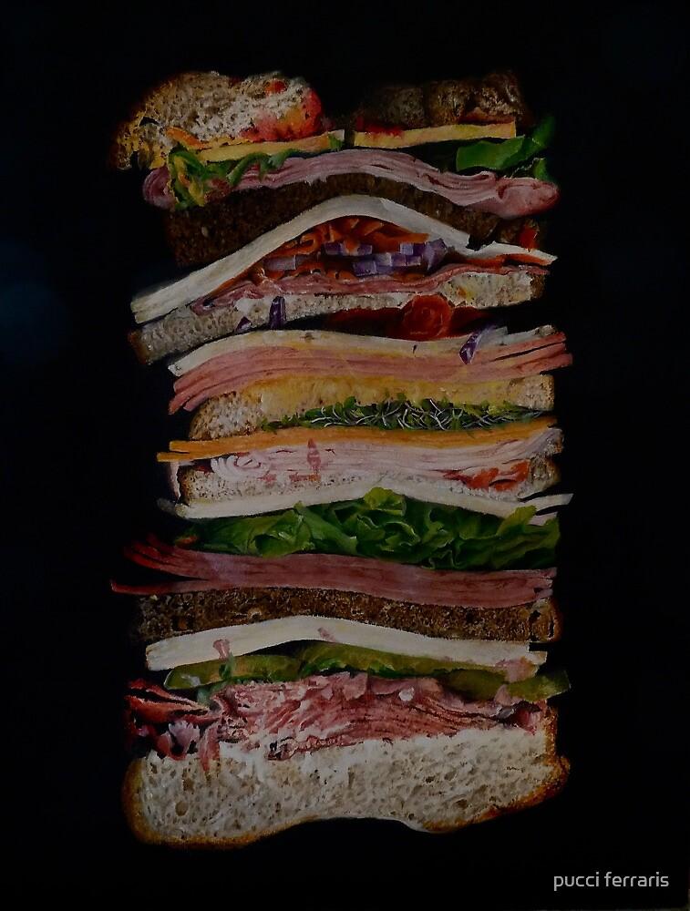 Sandwich by pucci ferraris
