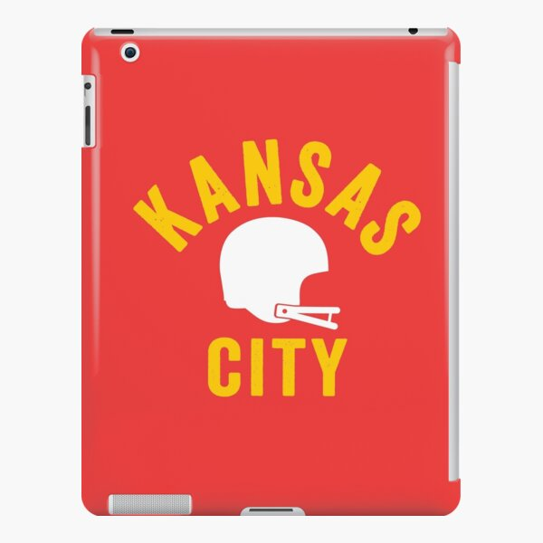 KC Face mask Kansas City facemask KC Football Helmet Kansas City Red Kingdom Kc 2020 Sports Fan Classic Champions iPad Snap Case