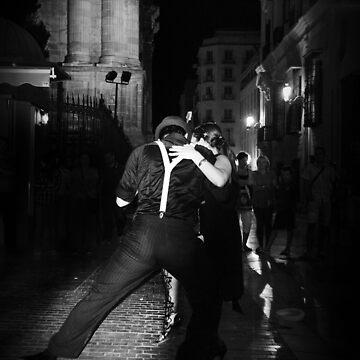 street tango by tykeloiner