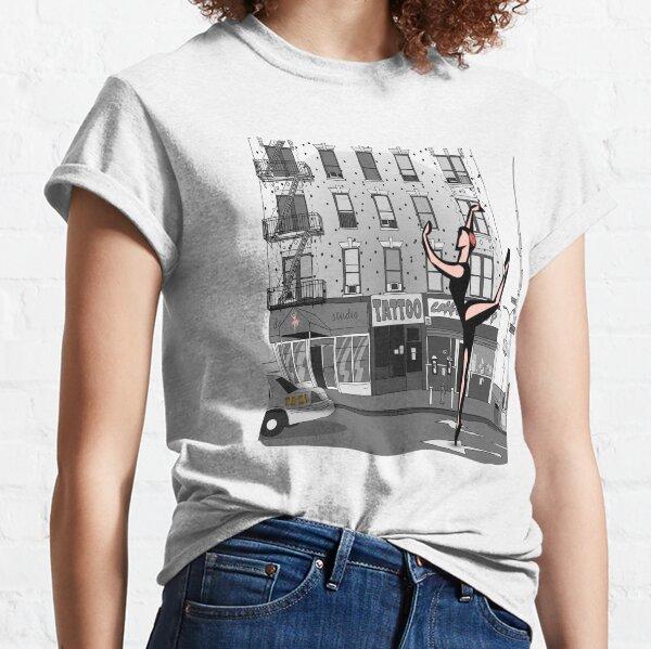 CITY BALLERINA Classic T-Shirt
