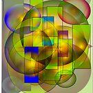 Stain Glass by IrisGelbart