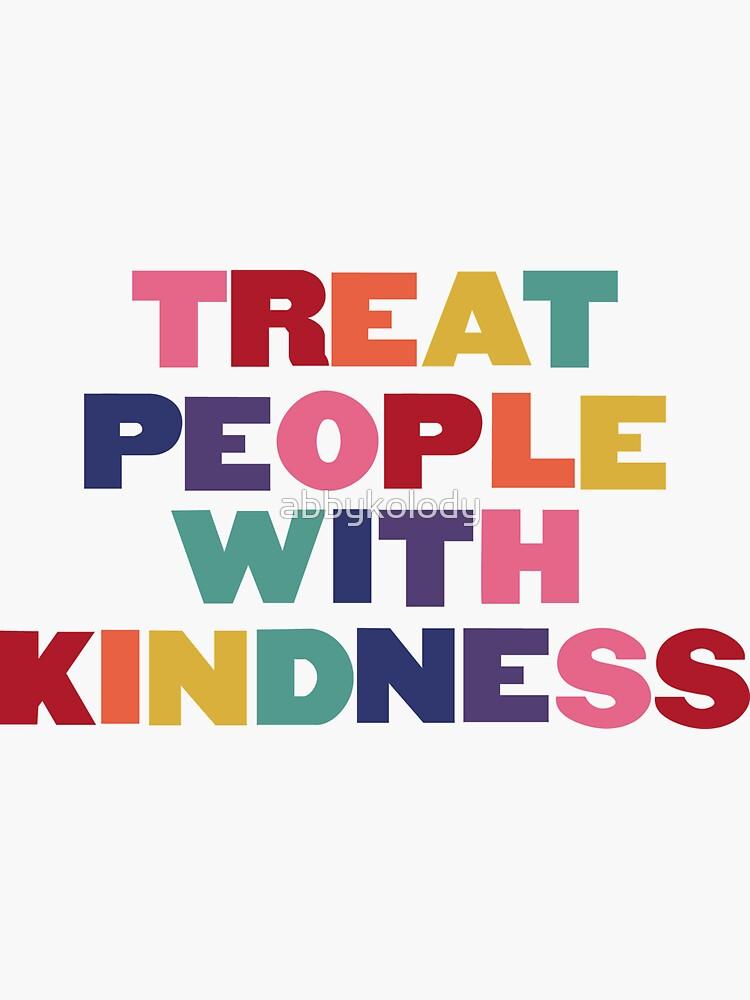 Rainbow trata a las personas con amabilidad de abbykolody