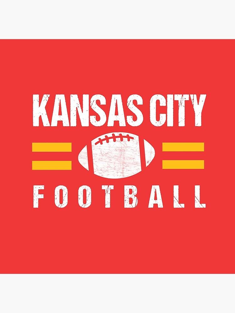 KC Kansas City Red Yellow Football Kingdom Kc 2020 Sports Fan Championship Classic by kcfanshop