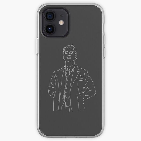 """""""Tommy"""" By LaCanaille iPhone Soft Case"""
