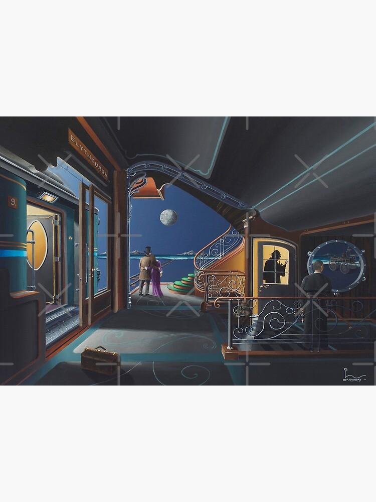 Art of Sherlock Lamboray by mxpublishing