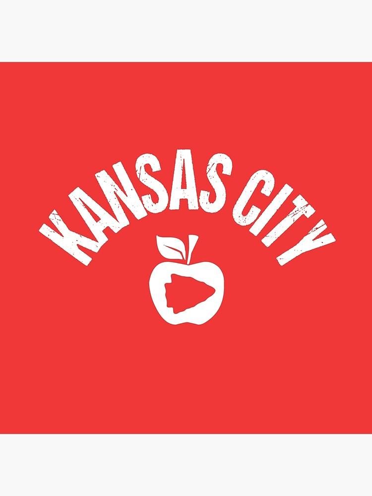 KC Face mask Kansas City facemask KC Kansas City School Teacher Kc Red Apple Arrowhead Design KC Kingdom 2020 Awesome Kansas City Teachers Gift Merchandise by kcfanshop