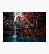 Indian Falls Photographic Print
