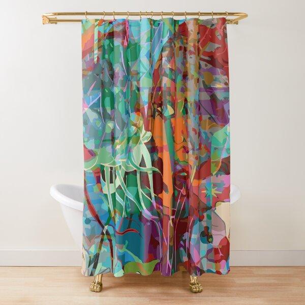 Kore Shower Curtain