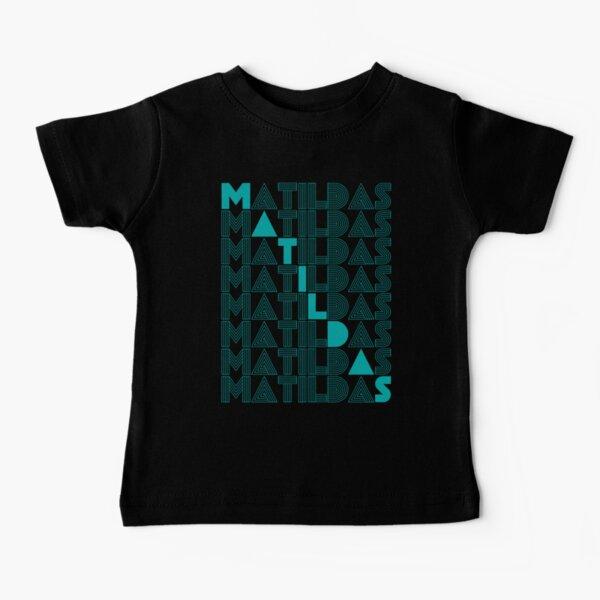 Matildas Type Baby T-Shirt