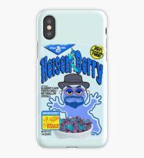 HEISEN-BERRY iPhone Case/Skin