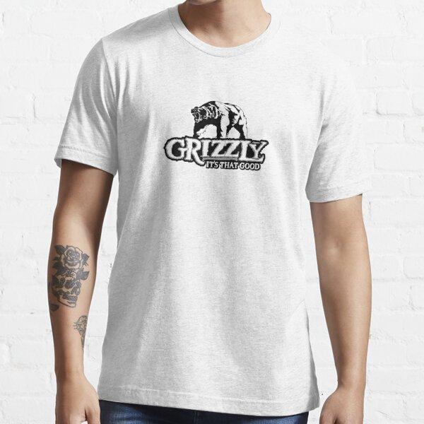 Tabac sans fumée Grizzly T-shirt essentiel