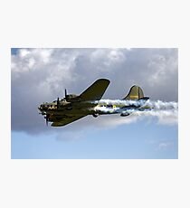 Boeing B-17G Flying Fortress 'Sally B' Photographic Print