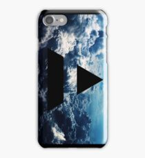 Triad sky vertical iPhone Case/Skin