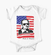 Hunter S Thompson. Drugs, alcohol, violence and insanity Kids Clothes