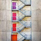 Five Doors by Barb Leopold