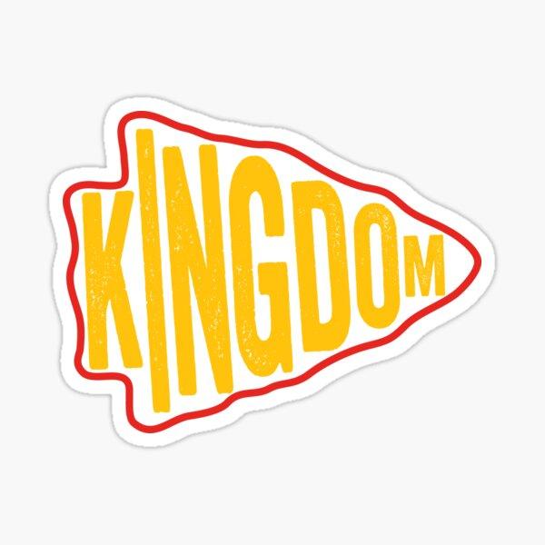 KC Face mask Kansas City facemask KC Kansas City Red Kingdom Arrowhead 2020 KC Red Kingdom KC Champions Gear Sticker