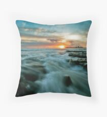 Mooloolaba Sunrise Throw Pillow