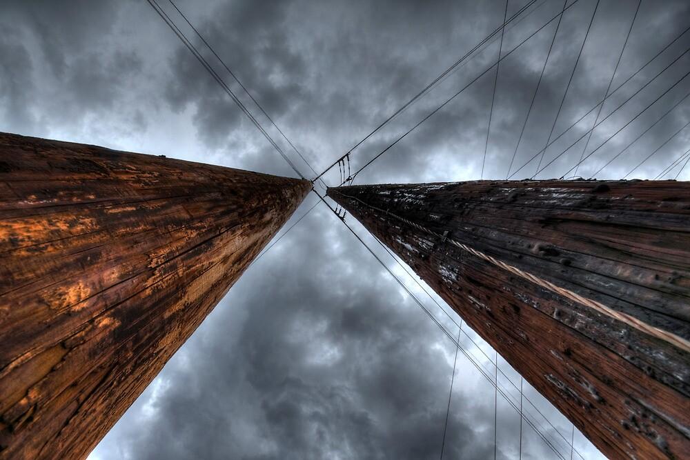 Lines Of Communication by Bob Larson