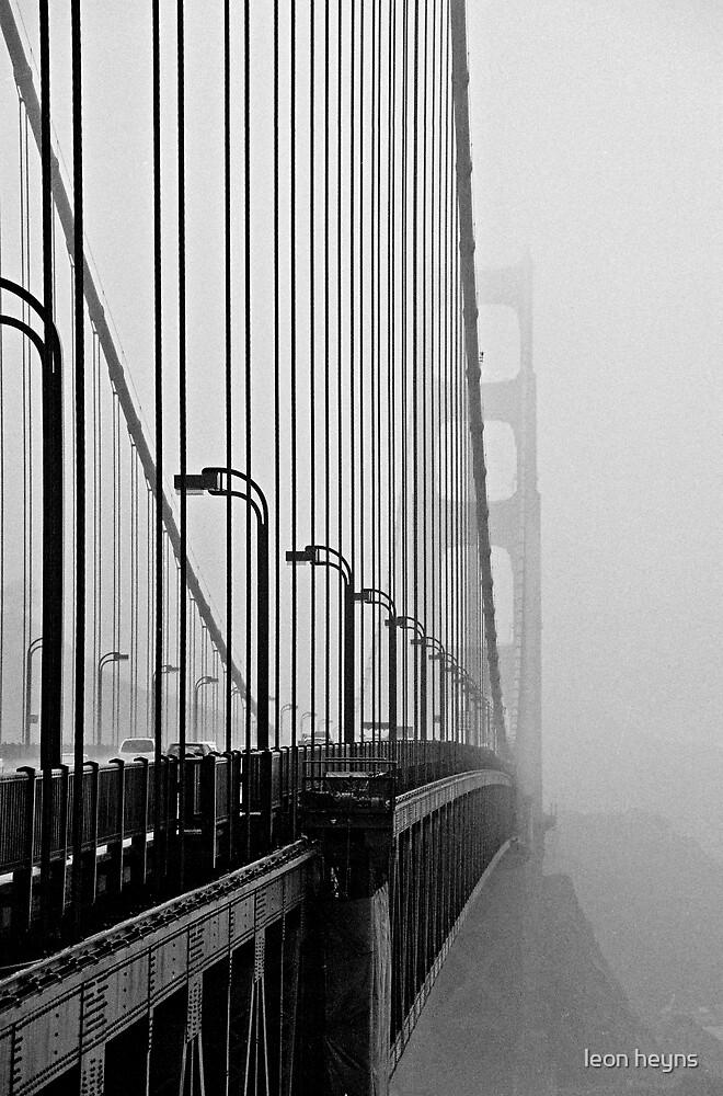 Morning Fog by Leon Heyns